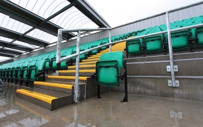 Emerald GAA football club ruislip precast concrete