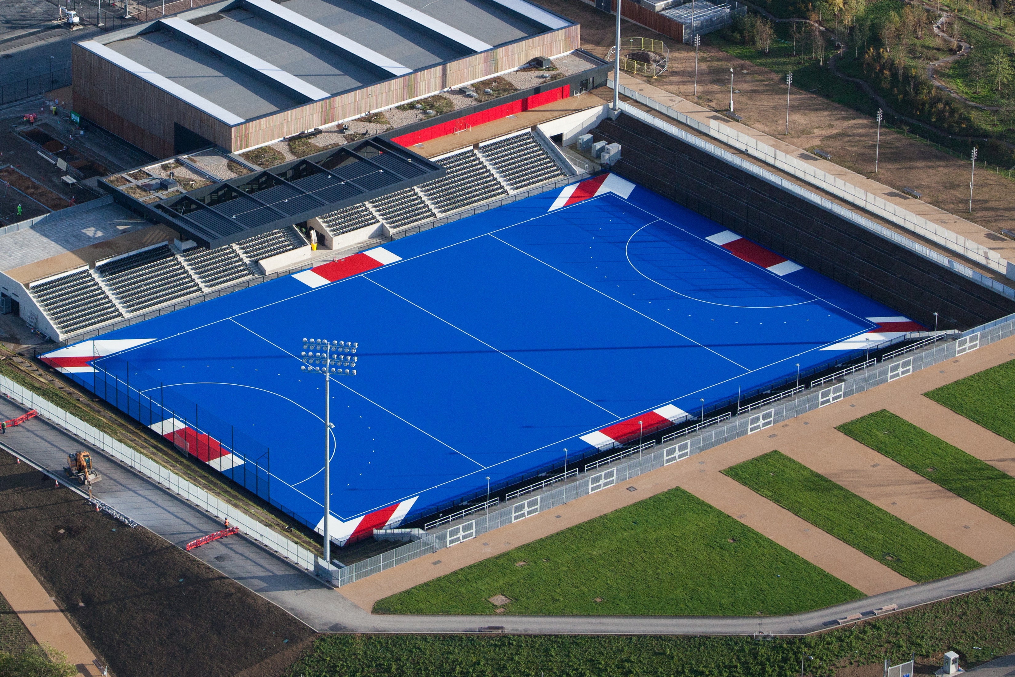 Lee Valley Hockey and Tennis Centre (LVHTC)